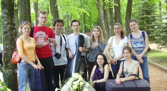 Вахта памяти 2009