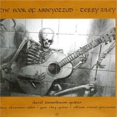 Book of Abbeyozzud, Терри Райли, обложка
